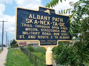 The Albany Path